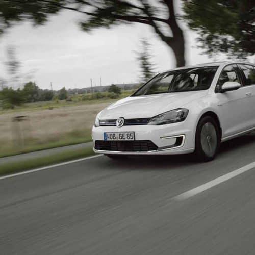 Produkttest Volkswagen E-Golf