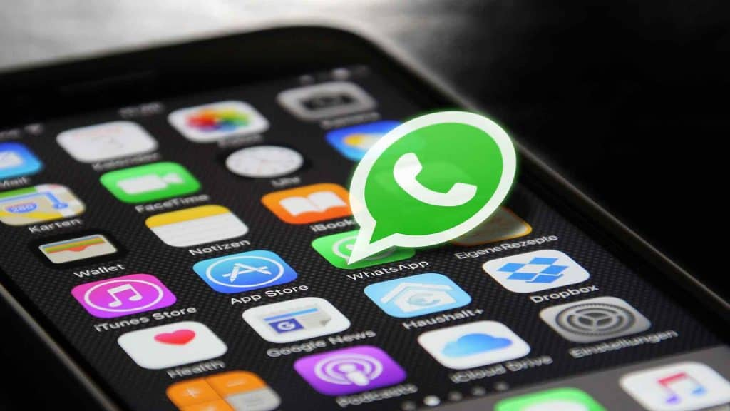 Whatsapp ist bei Jugendlichen die Nummer 1. Foto: pixabay