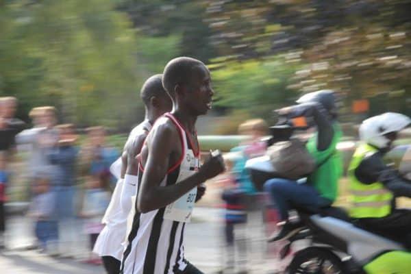 Marathon Berlin © William Vorsatz