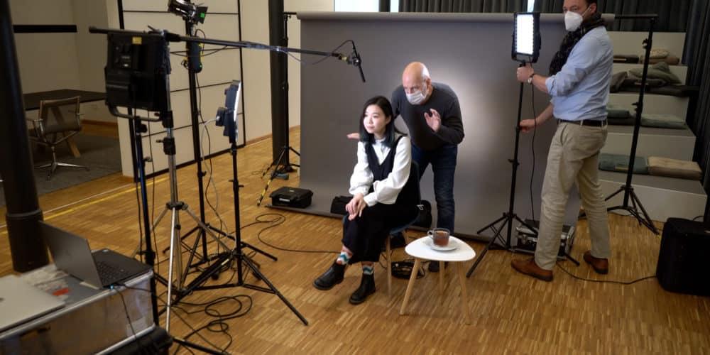 Remote 4K-Filmproduktion